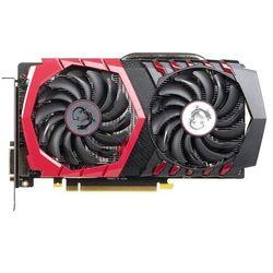 MSI NVIDIA GF GTX 1050 TI GAMING X 4096MB GDDR5 128b PCI-E x16 v. 3.0 (1379MHz/7108MHz) OC Edition