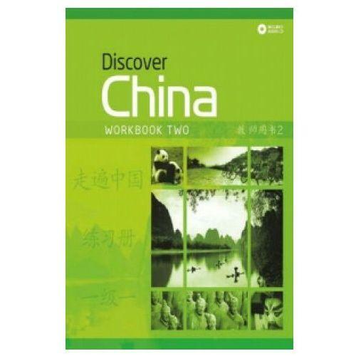 Książki do nauki języka, Discover China 2. Ćwiczenia + CD (opr. miękka)