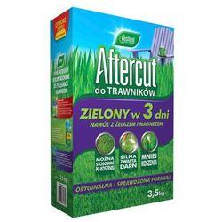 Nawóz do trawników Aftercut Zielony w 3 dni 3,5 kg