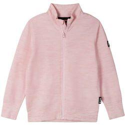 Reima Mahin Bluza Dzieci, różowy 128 2021 Swetry wełniane