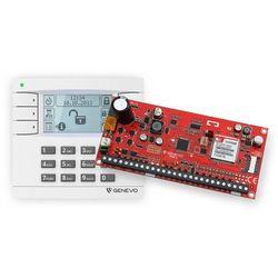 PRiMA6SET Zestaw centrali alarmowej PRiMA 6 z manipulatorem LCD Genevo