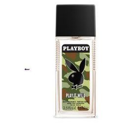 Playboy Play It Wild (M) dsp 75ml