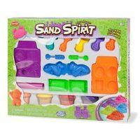 Kreatywne dla dzieci, SAND SPIRIT Zestaw duży kształty (MX0103655 RUSSEL)