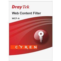Licencja do routerów DrayTek WCF-A (roczna)