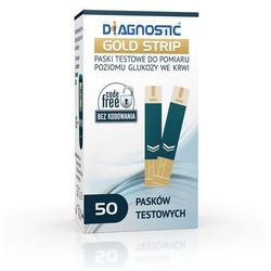 Diagnostic Gold Strip DIAGNOSIS