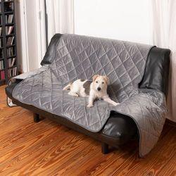 Smartpet dwustronna narzuta na sofę - Dł. x szer.: 170 x 242 cm (na sofę 2-osobową)| -5% Rabat dla nowych klientów| Dostawa GRATIS + promocje