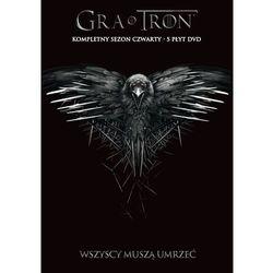 Gra o Tron. Sezon 4 (5 DVD)