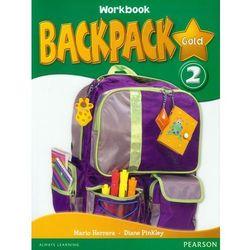 Backpack Gold 2 Workbook + CD (opr. miękka)