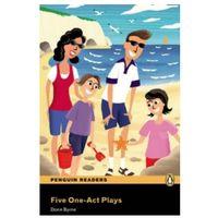 Książki do nauki języka, FIVE ONE-ACT PLAYS+MP3 CD LEVEL 3-mamynastanie,wyślemyjuż.... (opr. miękka)