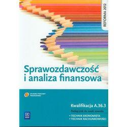 Sprawozdawczość i analiza finansowa - Grażyna Borowska, Irena Frymark (opr. miękka)