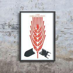 Plakat w stylu vintage Plakat w stylu vintage Stary radziecki druk propagandowy