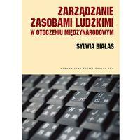 Leksykony techniczne, Zarządzanie zasobami ludzkimi w otoczeniu międzynarodowym (opr. miękka)