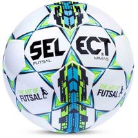 Piłka nożna, Piłka halowa Select Futsal Mimas biało-zielono-niebieska