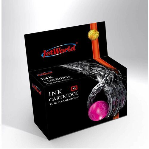 Tusze do drukarek, Tusz JWI-E1813MN Magenta do drukarek Epson (Zamiennik Epson T1813) [18ml]