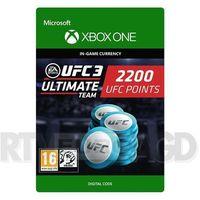 Pozostałe gry, EA Sports UFC 3 2200 Punktów [kod aktywacyjny]