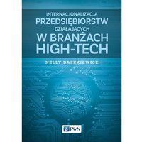 Biblioteka biznesu, Internacjonalizacja przedsiębiorstw działających w branżach high-tech (opr. miękka)