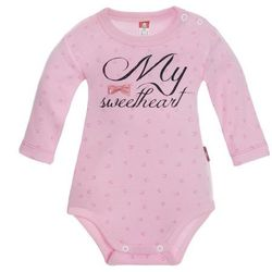 2be3 body dziewczęce Sweetheart 68 różowy