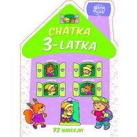 Książki dla dzieci, Chatka 3-latka (opr. broszurowa)