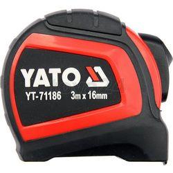 Miara zwijana 3 m x 16 mm Yato YT-7129 - ZYSKAJ RABAT 30 ZŁ