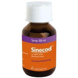 Sinecod syrop 200 ml