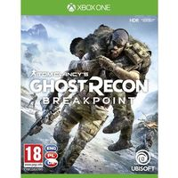 Gry na Xbox One, Tom Clancy's Ghost Recon Breakpoint (Xbox One)
