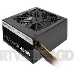 Thermaltake Litepower II Black 450W - produkt w magazynie - szybka wysyłka!