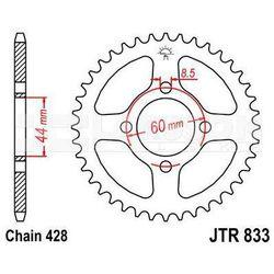 Zębatka tylna stalowa JT 833-41, 41Z, rozmiar 428 2300363 Yamaha DT 8