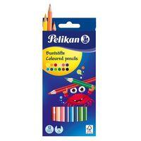 Kredki, Kredki ołówkowe 12 kolorów