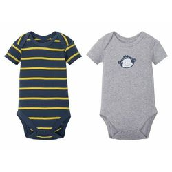 LUPILU® Body niemowlęce chłopięce z krótkim ręka