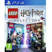 Gry na PlayStation 4, LEGO Harry Potter (PS4)