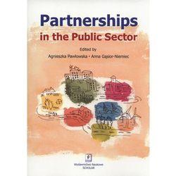Partnerships in the public sector - Wysyłka od 3,99 - porównuj ceny z wysyłką (opr. miękka)