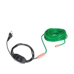 Waldbeck Greenwire Select 12, kabel grzewczy na rośliny, 12 m, z termostatem, IP68