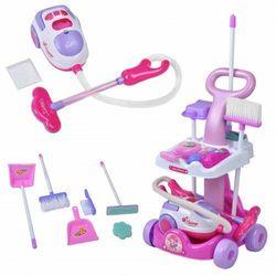 Wózek do sprzątania dla dzieci Odkurzacz wózek