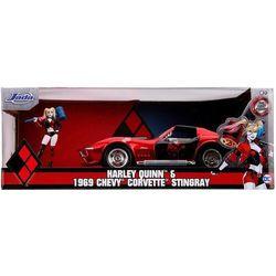 Harley Quinn Chevy Corvette Stingray