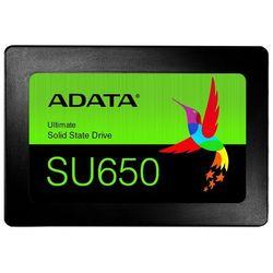 Adata SSD Ultimate SU650 60GB 2.5'' S3 520/320 MB/s 3D