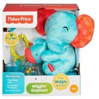 Pozostałe zabawki edukacyjne, Fisher Price Zawieszka Wesołe słoniki CDN53