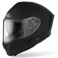 Kaski motocyklowe, AIROH KASK INTEGRALNY SPARK COLOR BLACK MATT