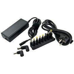 Whitenergy Uniwersalny Sieciowy Zasilacz Automatyczny do Notebooka 90W - 10 wtyków