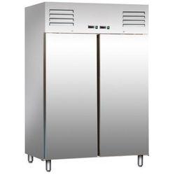 Chłodziarko-zamrażarka 2 - drzwiowa | 256L | -2 do +8°C / -18 do -22°C | 1340x810x(H)2000 mm