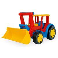 Traktory dla dzieci, Ładowarka 60 cm Gigant Traktor pudełko