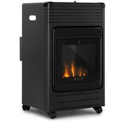 Blumfeldt Andora Flame, piec grzewczy na gaz, łuna ognia, do 3,4 kW