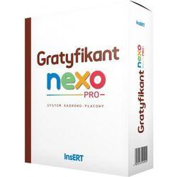 Gratyfikant nexo PRO rozszerzenie +50 podmiotów
