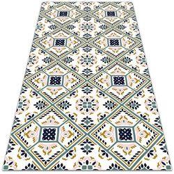 Tarasowy dywan zewnętrzny Tarasowy dywan zewnętrzny Geometryczny deseń