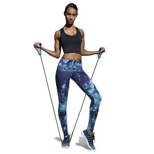 Pozostała odzież sportowa, Damskie sportowe legginsy BAS BLACK Laguna, M