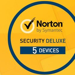 Norton Internet Security Deluxe 5 PC / 2 Lata