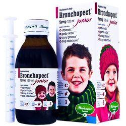 Bronchopect Junior syrop - 120 ml (kartonik)