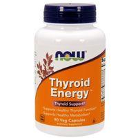 Witaminy i minerały, NOW FOODS Thyroid Energy - 90 kapsułek