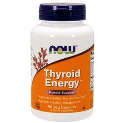 NOW FOODS Thyroid Energy - 90 kapsułek