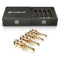 Viablue TS Spades - wtyki widełkowe 8mm - Widełka 8mm
