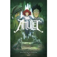 Komiksy, Amulet Księga 4 Ostatnia rada (opr. miękka)